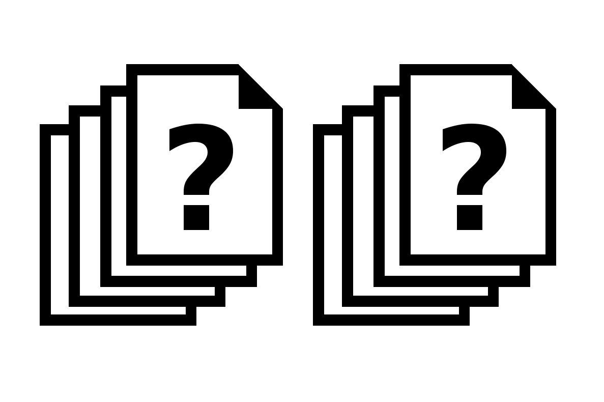 Identificar archivos desconocidos o sin extension