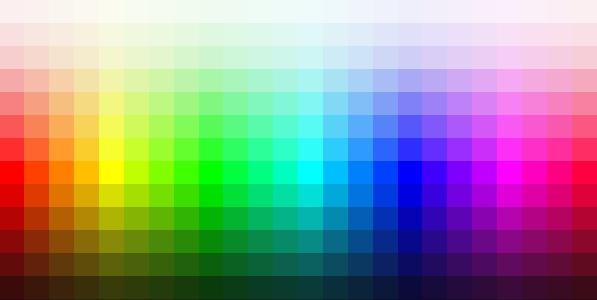 Como obtener el valor hexadecimal de un color