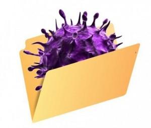 Carpetas y archivos ocultos por un virus