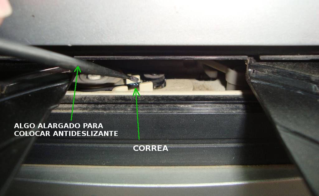 Reparar lectora que no abre bandeja