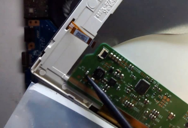 Sony Vaio PCG-61611U no enciende pantalla