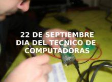 22 septiembre dia del tecnico de computadoras
