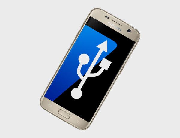 Drivers USB para smartphones Samsung