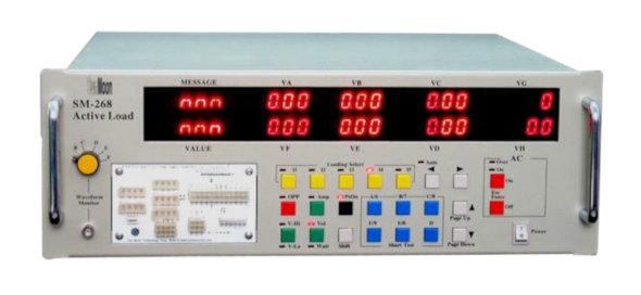 Instrumentos para la medición de fuentes de alimentación ATX de computadoras