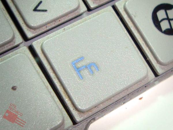 Como hacer funcionar tecla FN del Gobierno Conectar u OSD