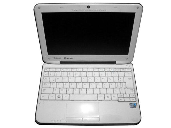 Netbook Conectar Igualdad Samsung NP100
